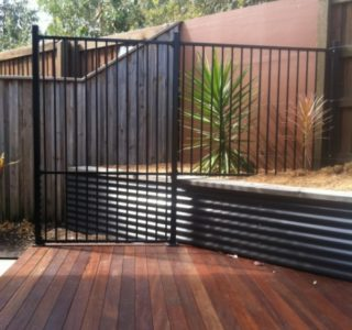 TFP Fence panel - custom design